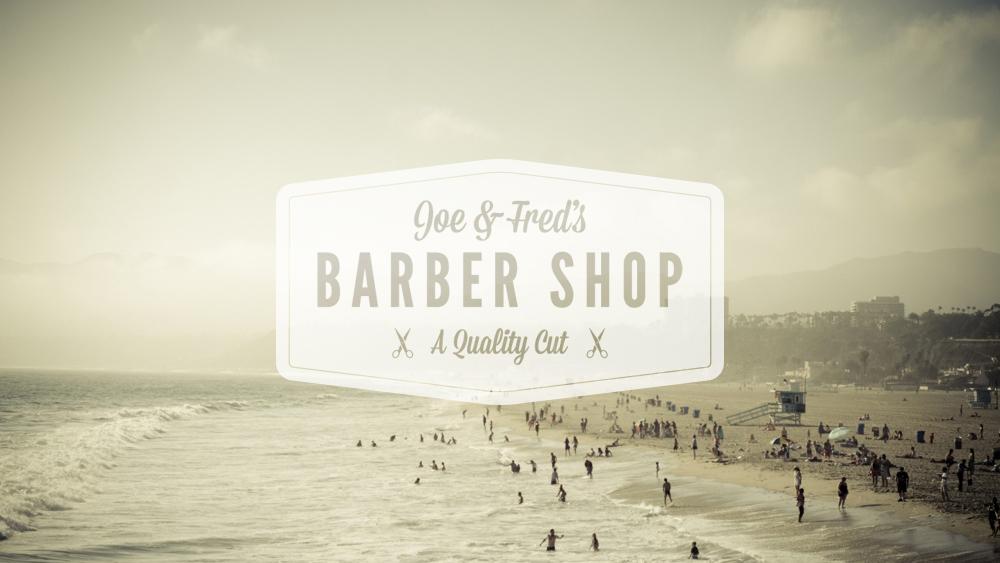 Joe & Fred's Barber Shop